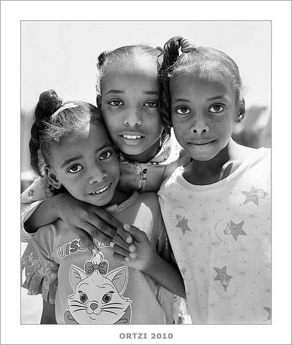 Poblado Nubio by Ortzi Omeñaka