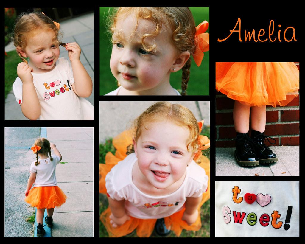 amelia collage