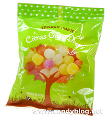 Trader Joe's Citrus Gum Drops