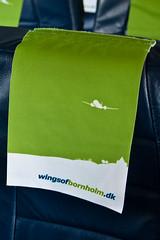 Wings of Bornholm (Peter Bromley) Tags: plane denmark wings nikon d70 nikond70 nordic saab 340 bornholm bromley sigma1850mmf28exdcmacrohsm wingsofbornholm sekct avitrans