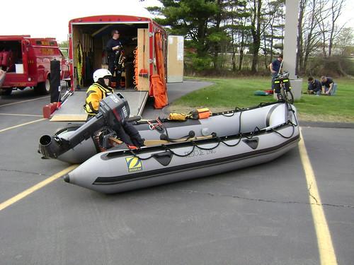 Rescue Inc Boat