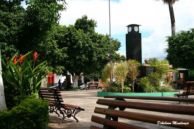 Crato - Ceará - Praça Siqueira Campos