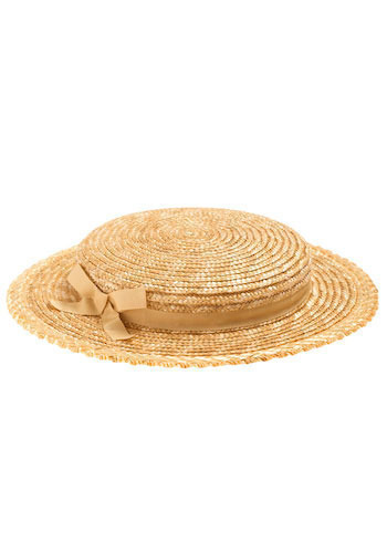 last straw hat in gold modcloth