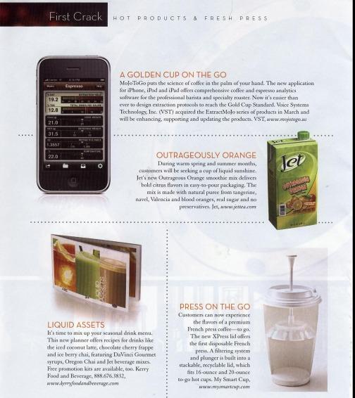 2010 - April Roast Magazine