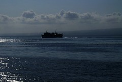 ship's silhouette (seas2fly) Tags: roro mindanao panguilbay philippineships philippineshipspottersociety shipsferries