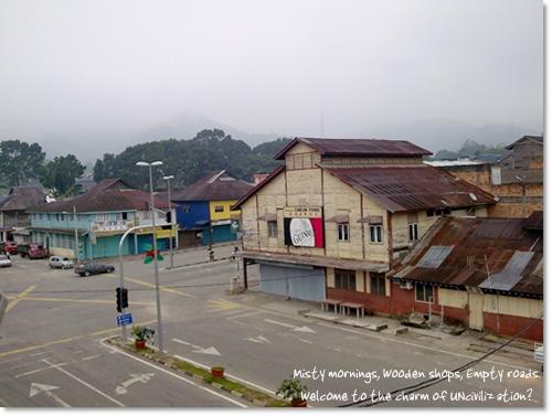 Pengkalan Hulu, Perak