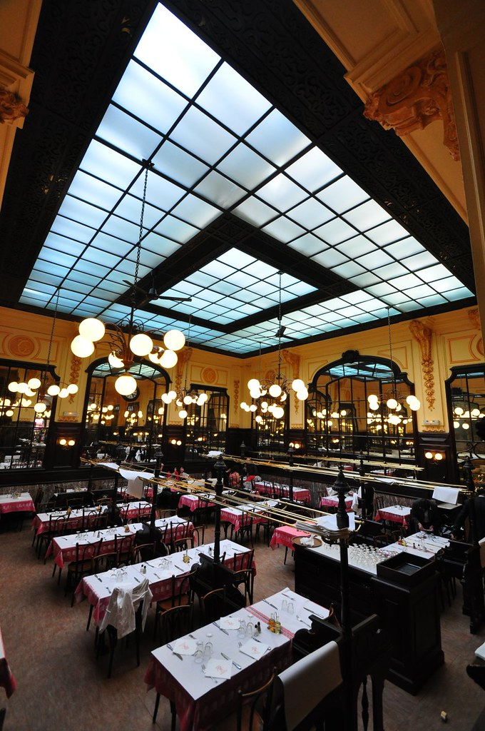 Chartiers Restaurant Paris