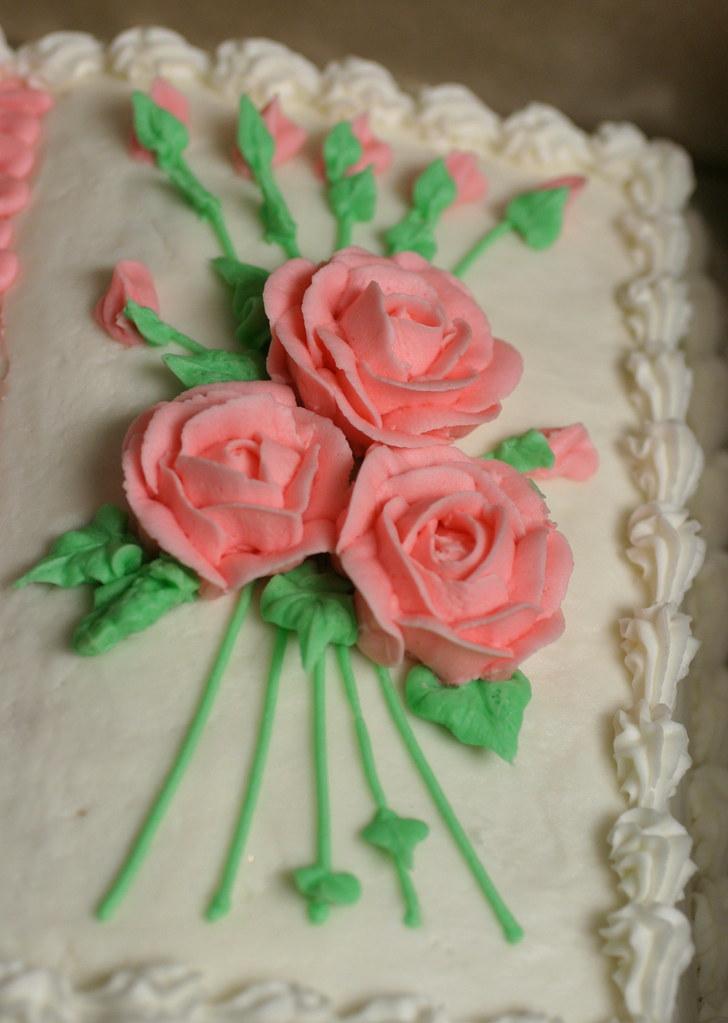 cake decorating class 4 - book