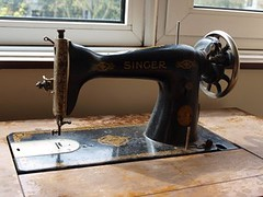 Singer Model 15K sewing machine