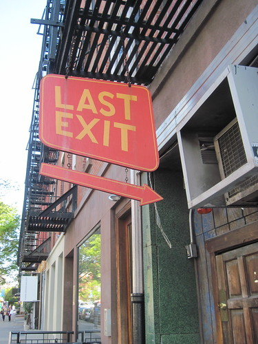 Last Exit, Atlantic Ave