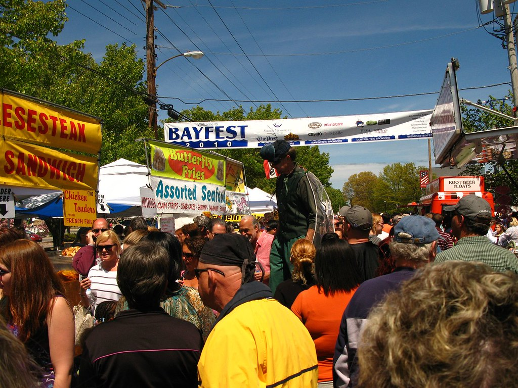 Bayfest 2010 in Somers Point NJ