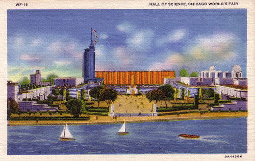 Hall of Science, Chicago World's Fair