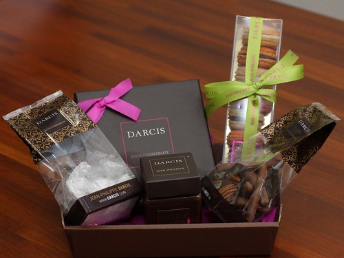 Special gift pack by Darcis, Modern Chocolate