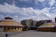 Ulaanbaatar sky