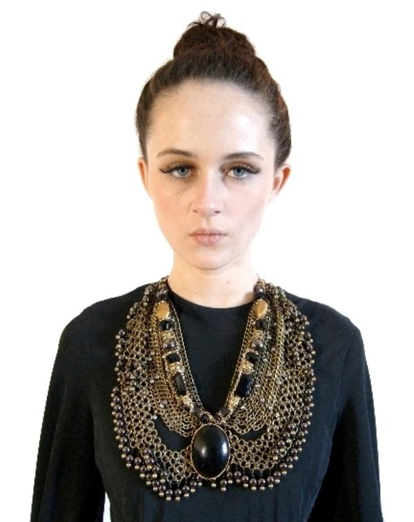 Anita Quansah reclaimed jewelry tribal trashion 1
