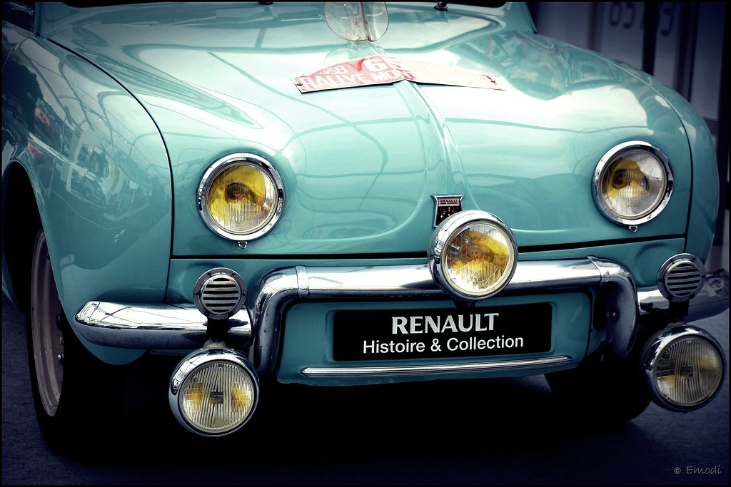 Renault: Histoire and Collection