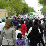 International Workers Day march in Minneapolis thumbnail