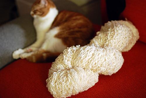 Skeined Yarn