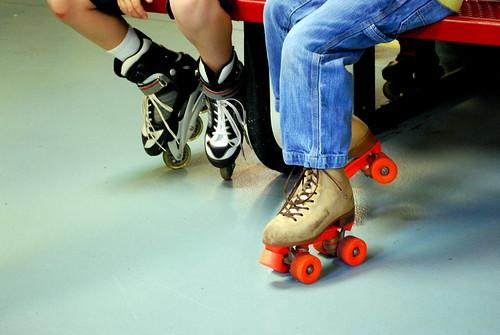 Roller Feet