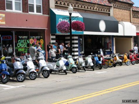 Rovers Scooter Club in Ferndale, MI