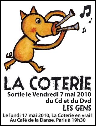 Sorties cd & dvd - Mai 2010 4575790934_1b6906955b_o