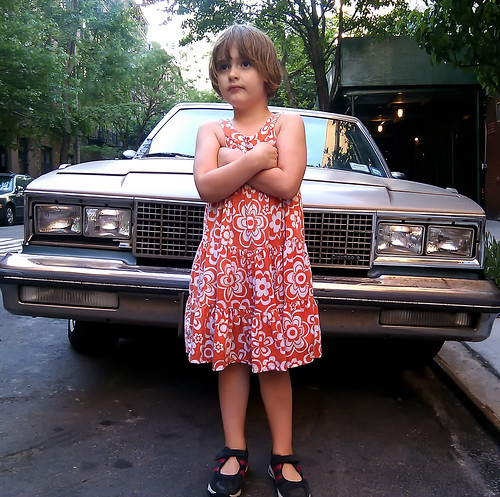 dutchie. that's the car. maggie. that's the girl.