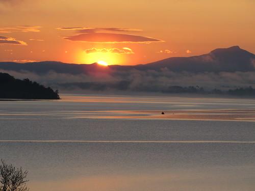 sunrise, May 5th