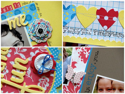 Sneak Peeks for Mosh Posh : May's Kit