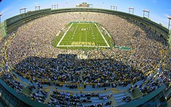 Lambeau Field (elviskennedy) Tags: brett favre 4 lambeau field wi greenbay packers titletown usa nfl national football league frozen tundra champions ice bowl superbowl mississippi superdome louisiana new orleans wisconsin unitedstates lambeaufield lombardi avenue 1265
