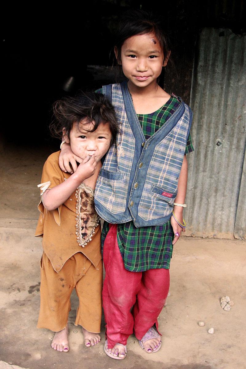 Wokół Annapurny – pierwsze dni