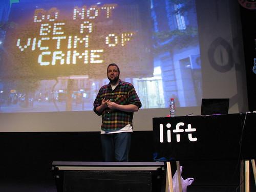 Lift10 Russell Davies