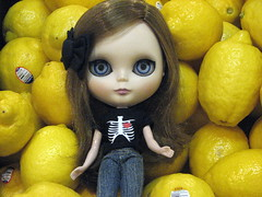 Mmmm...lemon fresh!