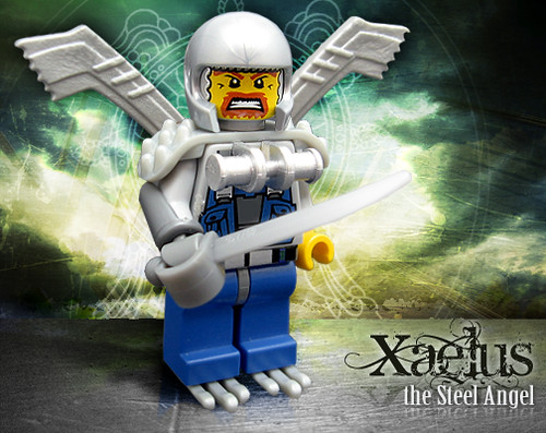 Xaelus, the Steel Angel