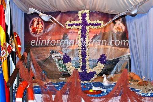 Cruz de Mayo 1 Premio, Casa de Ceuta