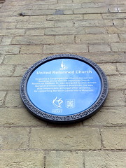 Photo of Edward Boardman blue plaque