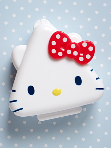 Hello Kitty riceball case