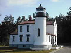 Admiralty Head Lighthouse, Whidbey Island, WA (KellyManningPhotography) Tags: usa lighthouse bay washington whidbeyisland wa inlet ebey fortcasey admiraltyhead