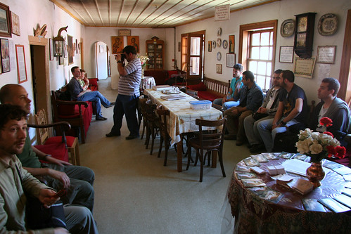 Arhonitiriki (gostoprimnica) u Konstamonitu