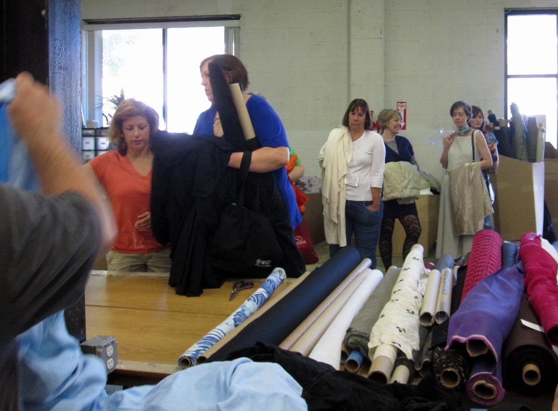London Textiles