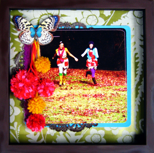 Shadowbox For Gloria