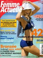 Femme Actuelle 17 mai 2010