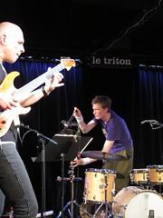 marc ducret quintet au triton