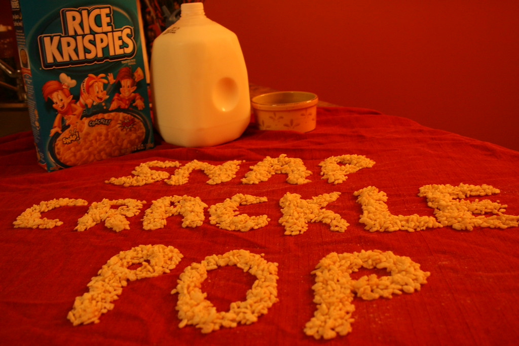 The World's Best Photos of bowl and kelloggs - Flickr Hive Mind