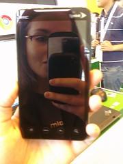 So I got an Evo. =] #io2010