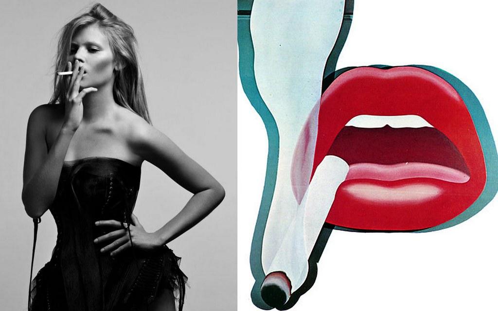Vogue Paris Date February 09 by Hedi Slimane Stylist Emmanuelle Alt Model Lara Stone