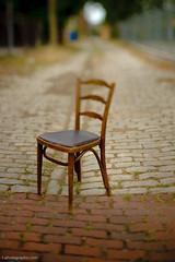 Chair-0086-20100516 (T. Scott Carlisle) Tags: stilllife birmingham chair tsc woodchair bhm tiltshift 45mm28pce tphotographiccom tscottcarlisle