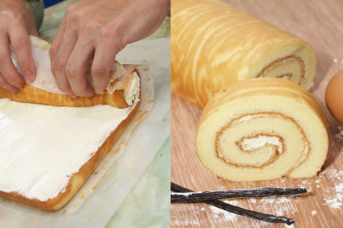Swiss roll...