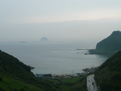 First View of the Ocean