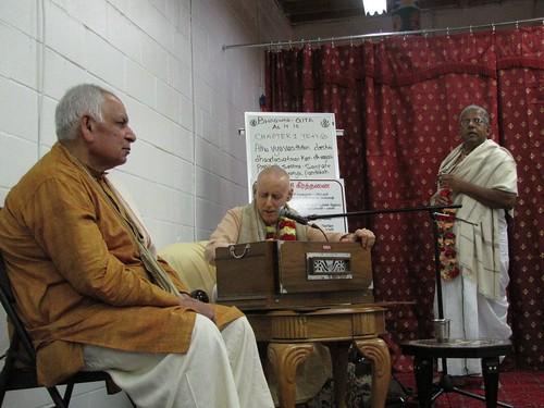 Sankarsana Prabhu visit ISKCON Scarborough -0015 por ISKCON desire  tree.