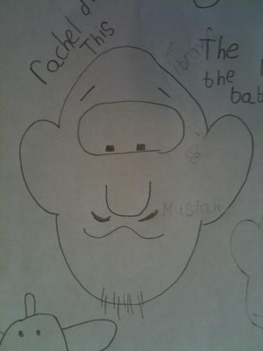 Rachel's drawing